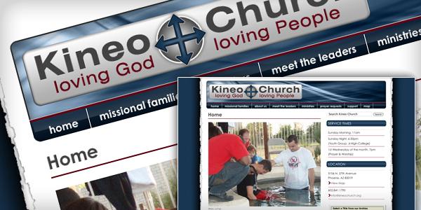Kineo Church - Web